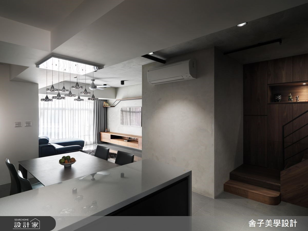 54坪老屋(16~30年)_工業風餐廳案例圖片_舍子美學設計_舍子美學_43之8