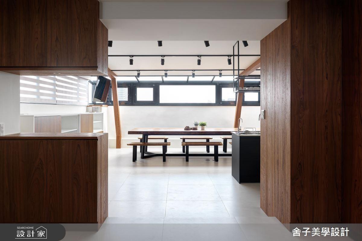 54坪老屋(16~30年)_工業風餐廳案例圖片_舍子美學設計_舍子美學_43之10