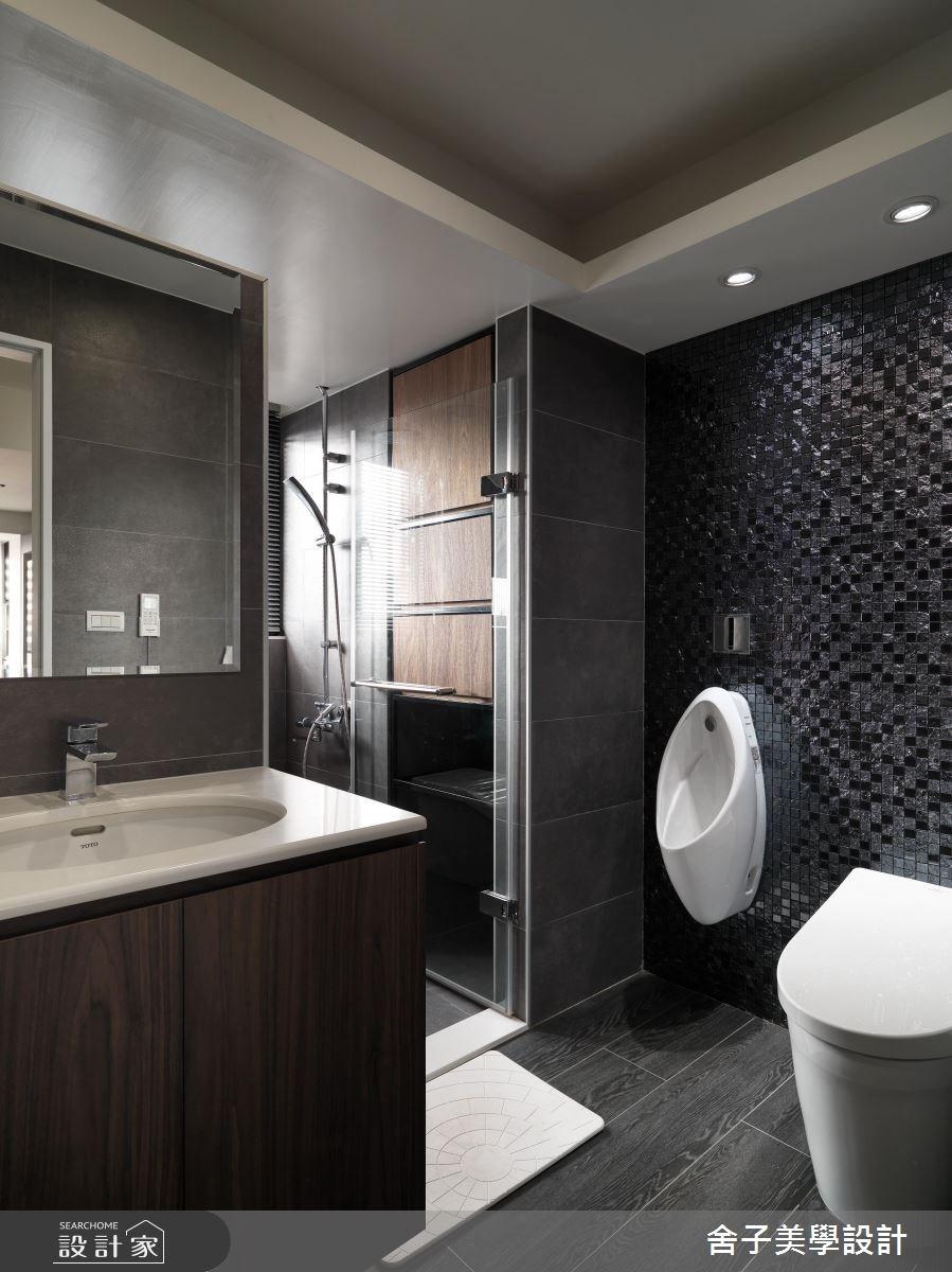 54坪老屋(16~30年)_工業風浴室案例圖片_舍子美學設計_舍子美學_43之16