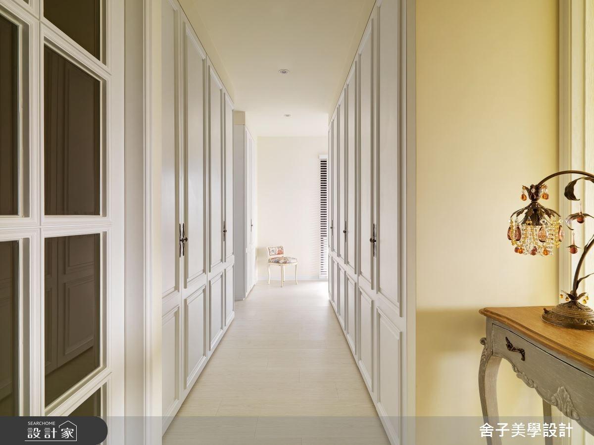 60坪新成屋(5年以下)_美式風走廊案例圖片_舍子美學設計_舍子美學_44之4