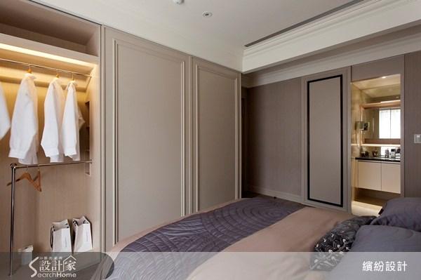 26坪新成屋(5年以下)_新古典臥室案例圖片_L′atelier Fantasia 繽紛設計_繽紛_15之31