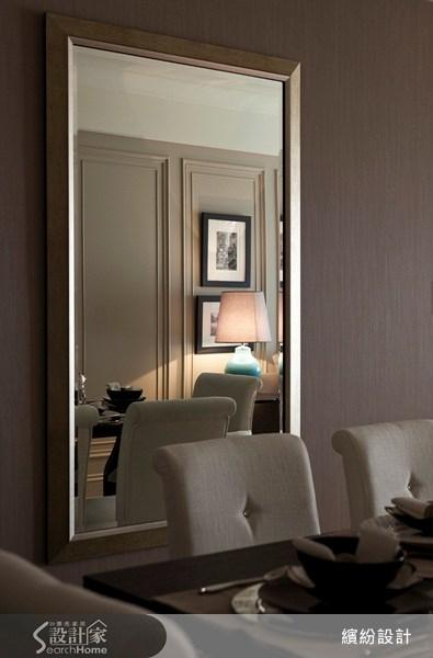 26坪新成屋(5年以下)_新古典餐廳案例圖片_L′atelier Fantasia 繽紛設計_繽紛_15之14