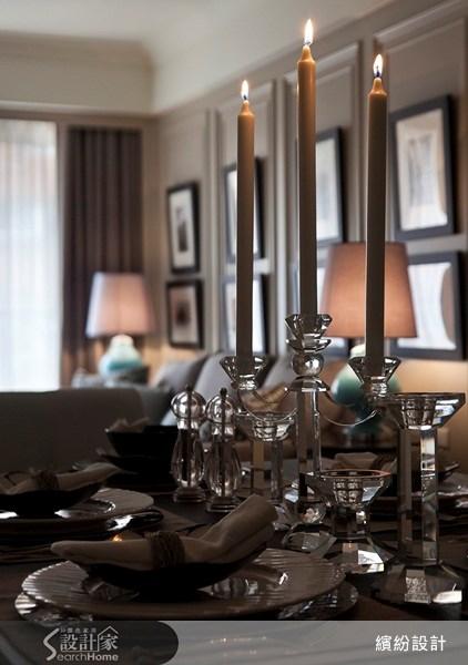 26坪新成屋(5年以下)_新古典餐廳案例圖片_L′atelier Fantasia 繽紛設計_繽紛_15之16