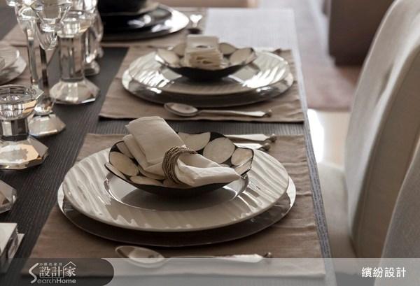 26坪新成屋(5年以下)_新古典餐廳案例圖片_L′atelier Fantasia 繽紛設計_繽紛_15之15