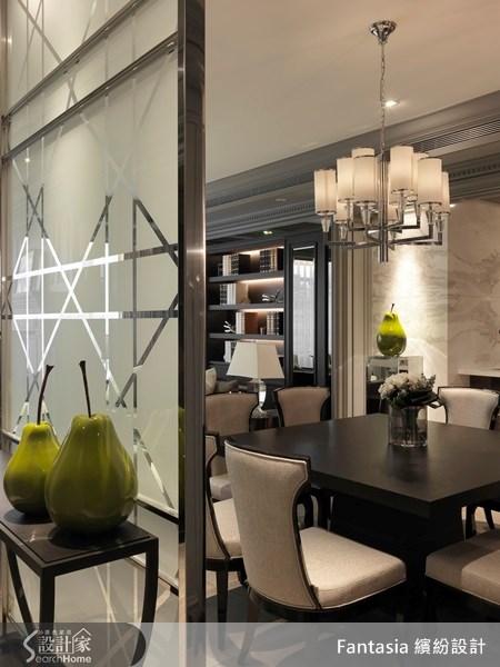 83坪新成屋(5年以下)_新古典餐廳案例圖片_L′atelier Fantasia 繽紛設計_繽紛_19之3