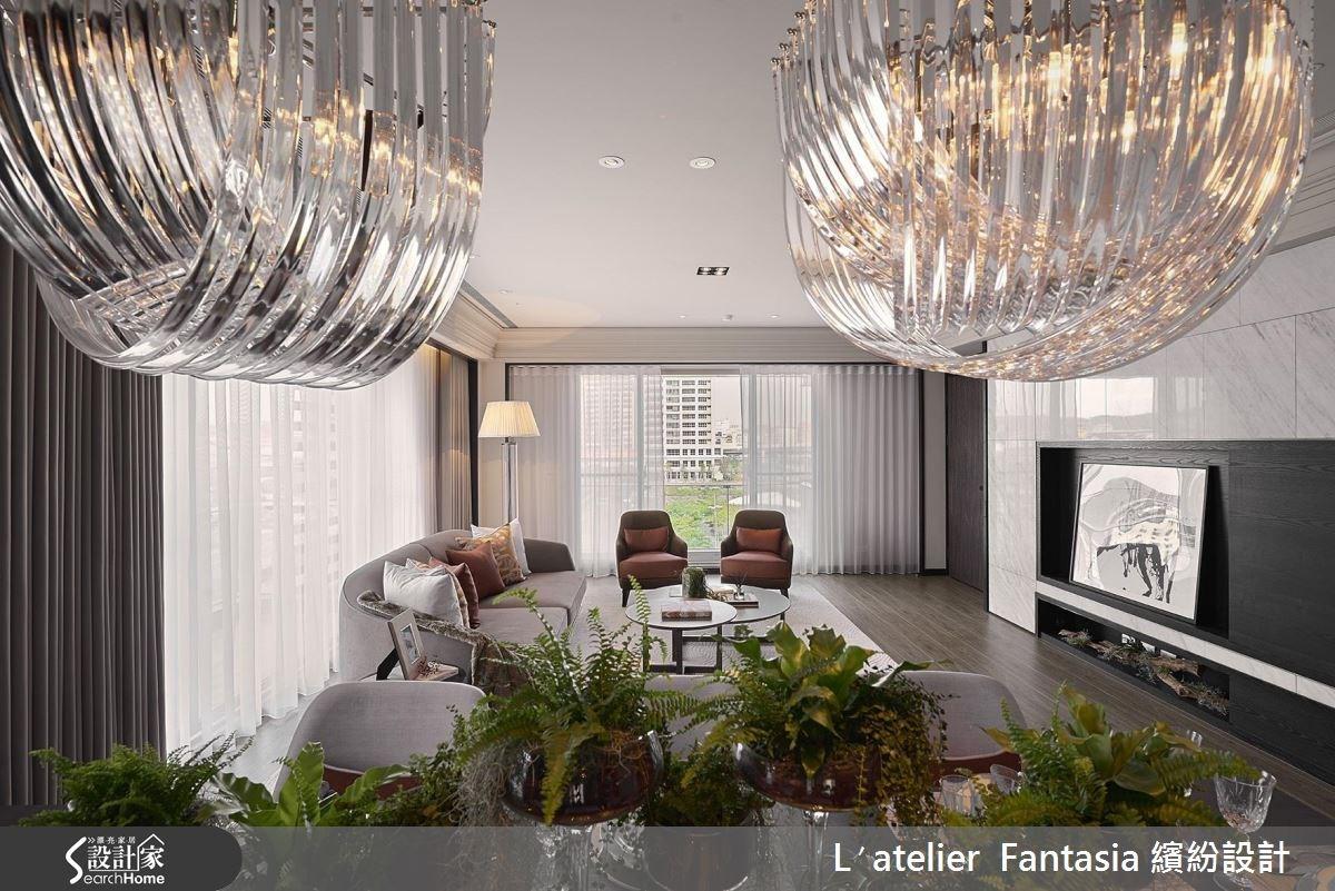 46坪新成屋(5年以下)_新古典案例圖片_L′atelier Fantasia 繽紛設計_繽紛_39之1