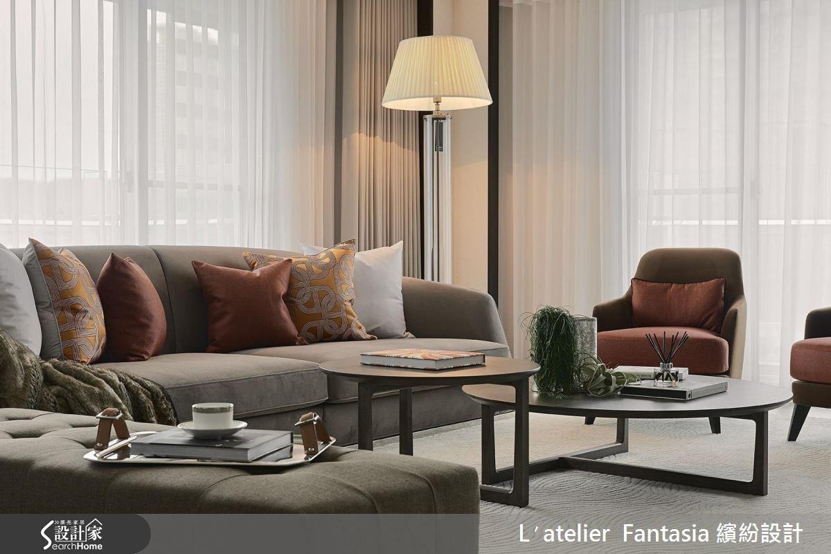46坪新成屋(5年以下)_新古典案例圖片_L′atelier Fantasia 繽紛設計_繽紛_39之3