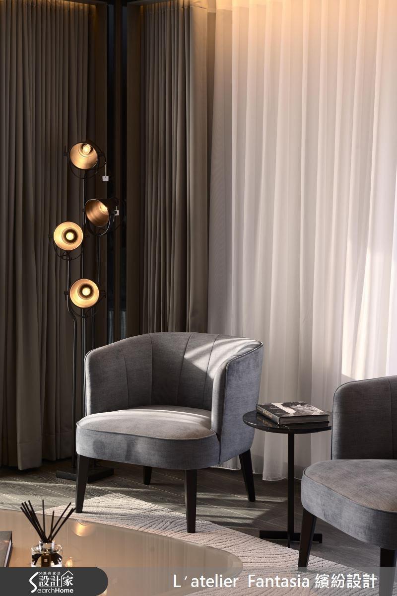 新成屋(5年以下)_現代風案例圖片_L′atelier Fantasia 繽紛設計_繽紛_41之1