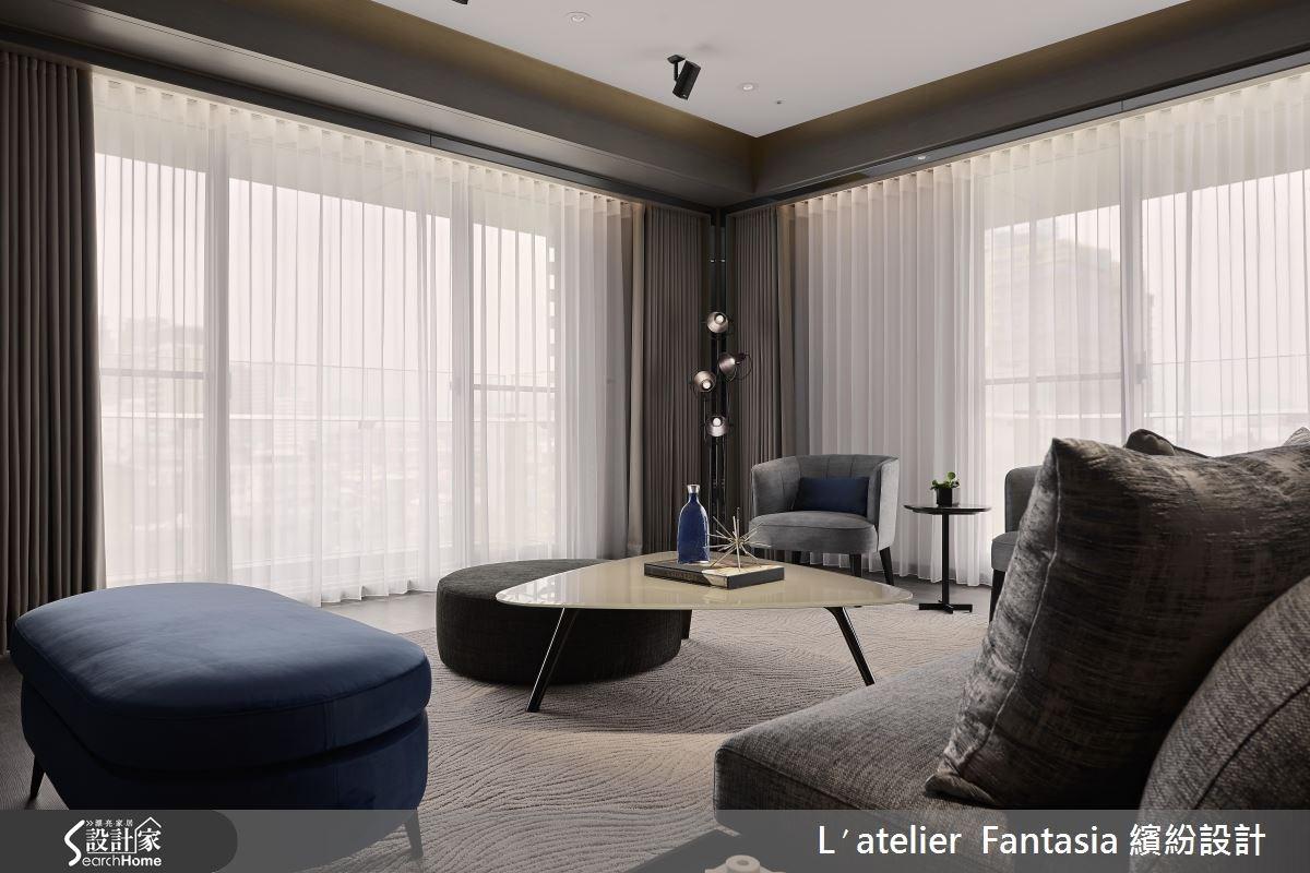 新成屋(5年以下)_現代風案例圖片_L′atelier Fantasia 繽紛設計_繽紛_41之2