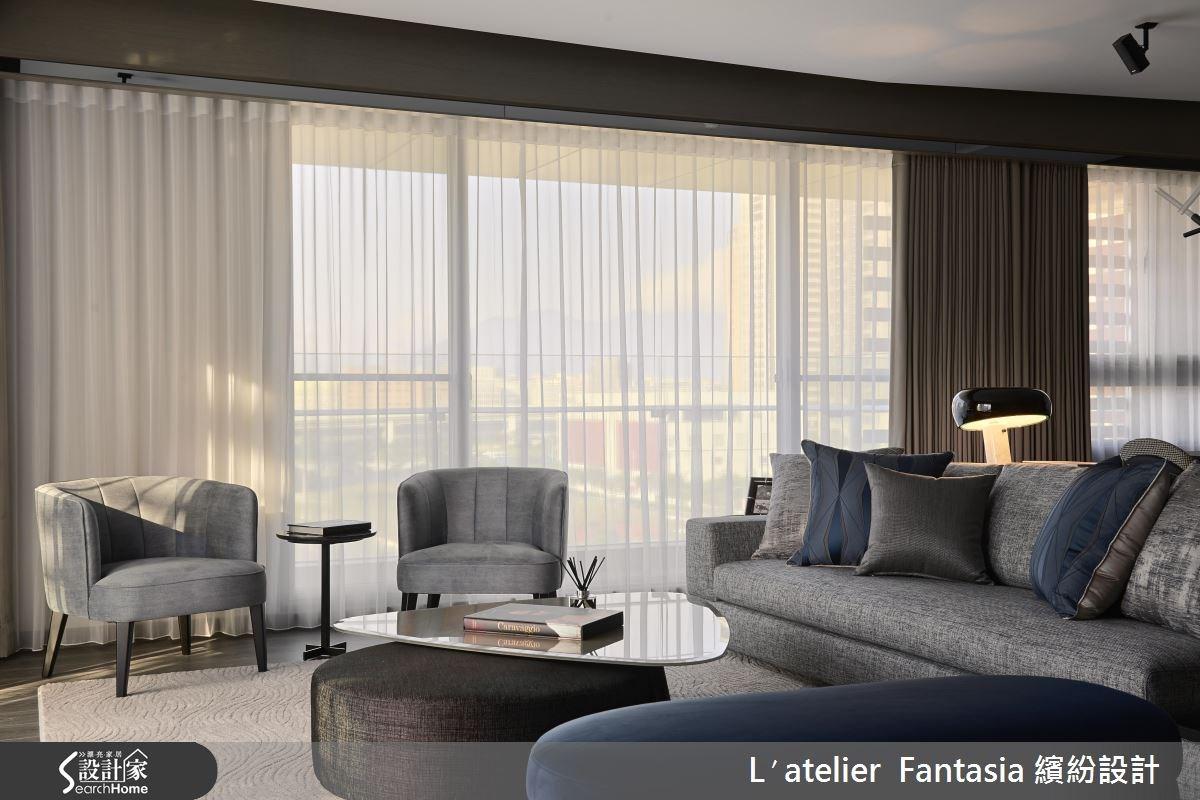 新成屋(5年以下)_現代風案例圖片_L′atelier Fantasia 繽紛設計_繽紛_41之3