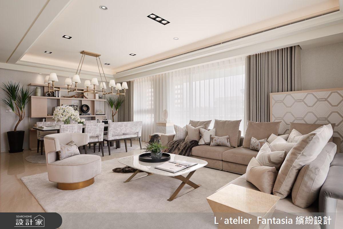 Art Deco 的極致展現!零動工、用佈置就能展現新古典豪宅風範!