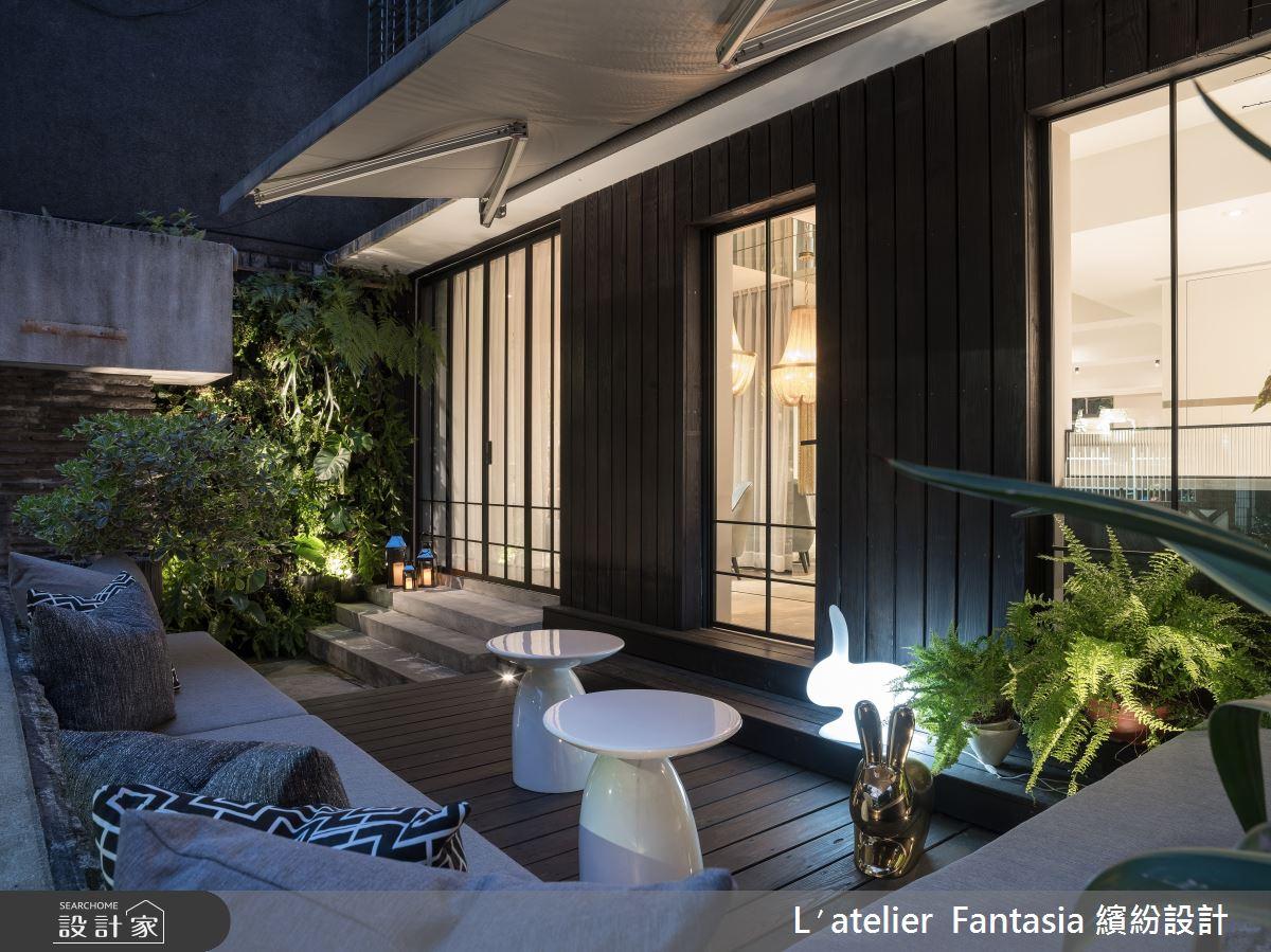 70坪老屋(16~30年)_現代風商業空間案例圖片_L′atelier Fantasia 繽紛設計_繽紛_55之4