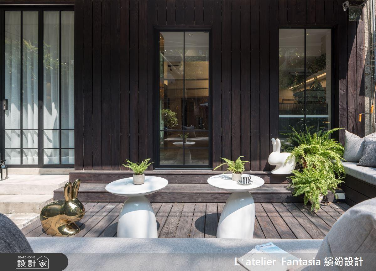 70坪老屋(16~30年)_現代風商業空間案例圖片_L′atelier Fantasia 繽紛設計_繽紛_55之3