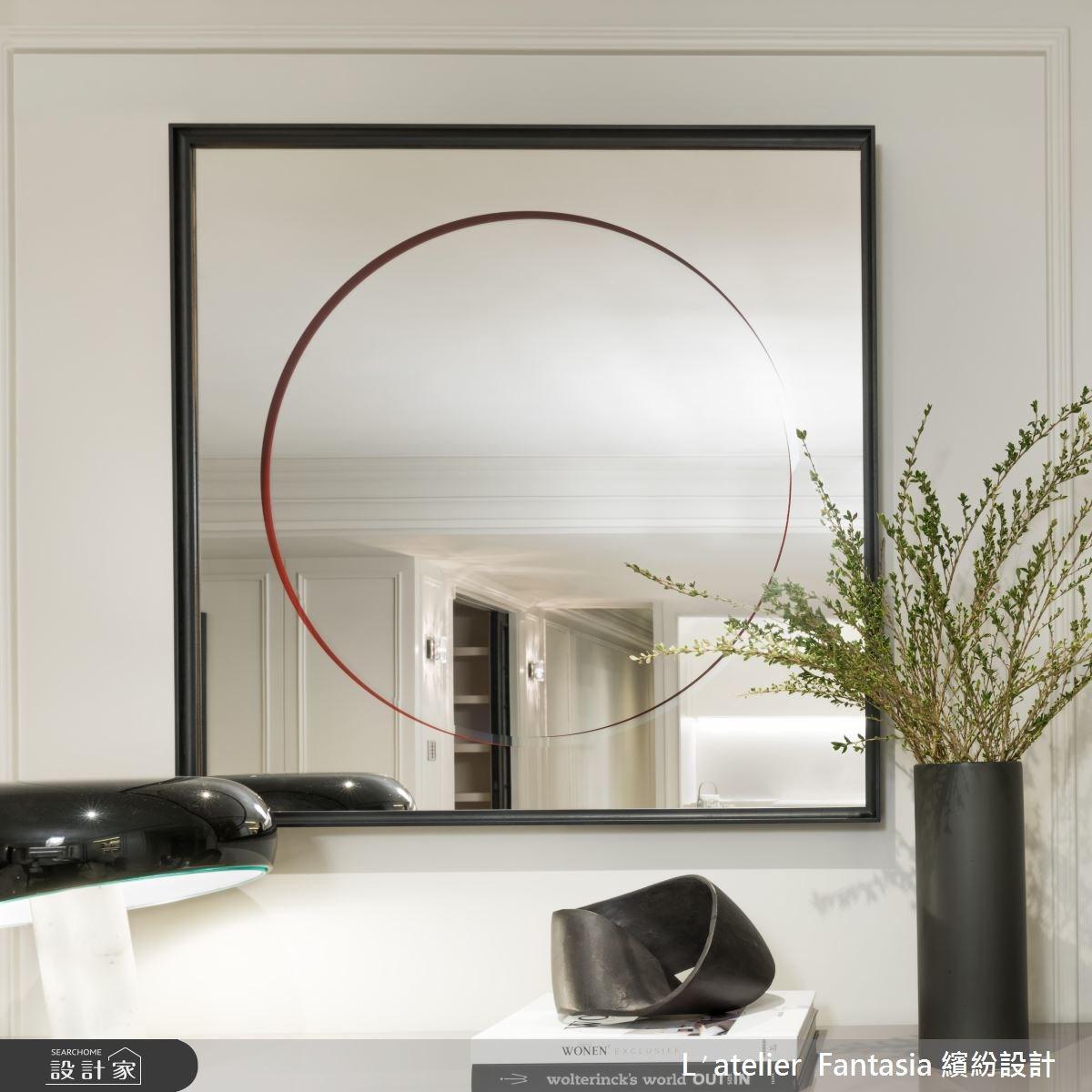 新成屋(5年以下)_新古典客廳案例圖片_L′atelier Fantasia 繽紛設計_繽紛_58之3