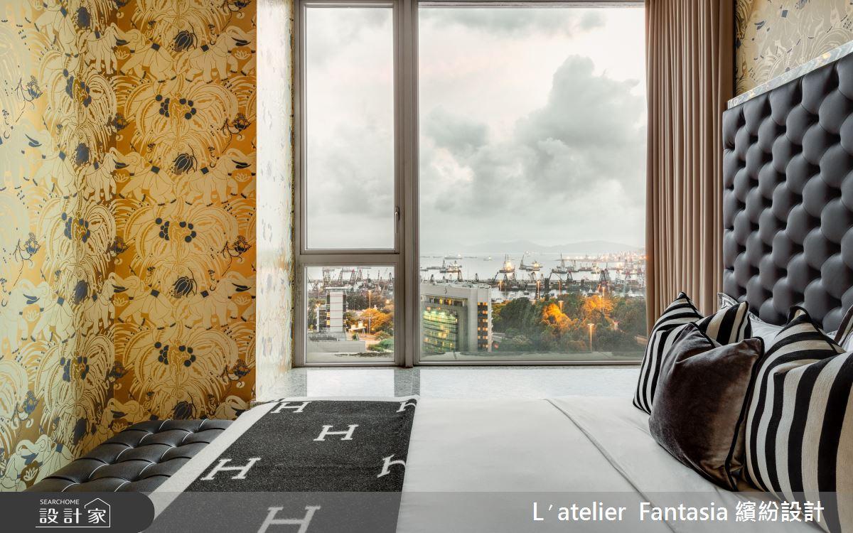 38坪新成屋(5年以下)_奢華風臥室案例圖片_L′atelier Fantasia 繽紛設計_繽紛_60之13