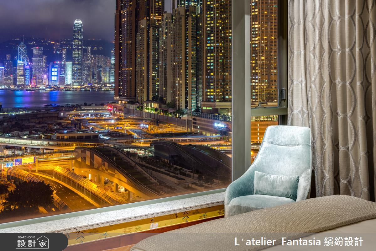 38坪新成屋(5年以下)_奢華風臥室案例圖片_L′atelier Fantasia 繽紛設計_繽紛_60之11