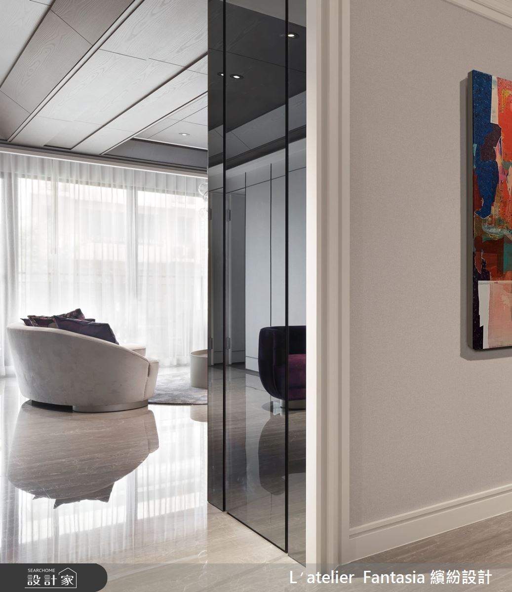 新成屋(5年以下)_新古典案例圖片_L′atelier Fantasia 繽紛設計_繽紛_75之1