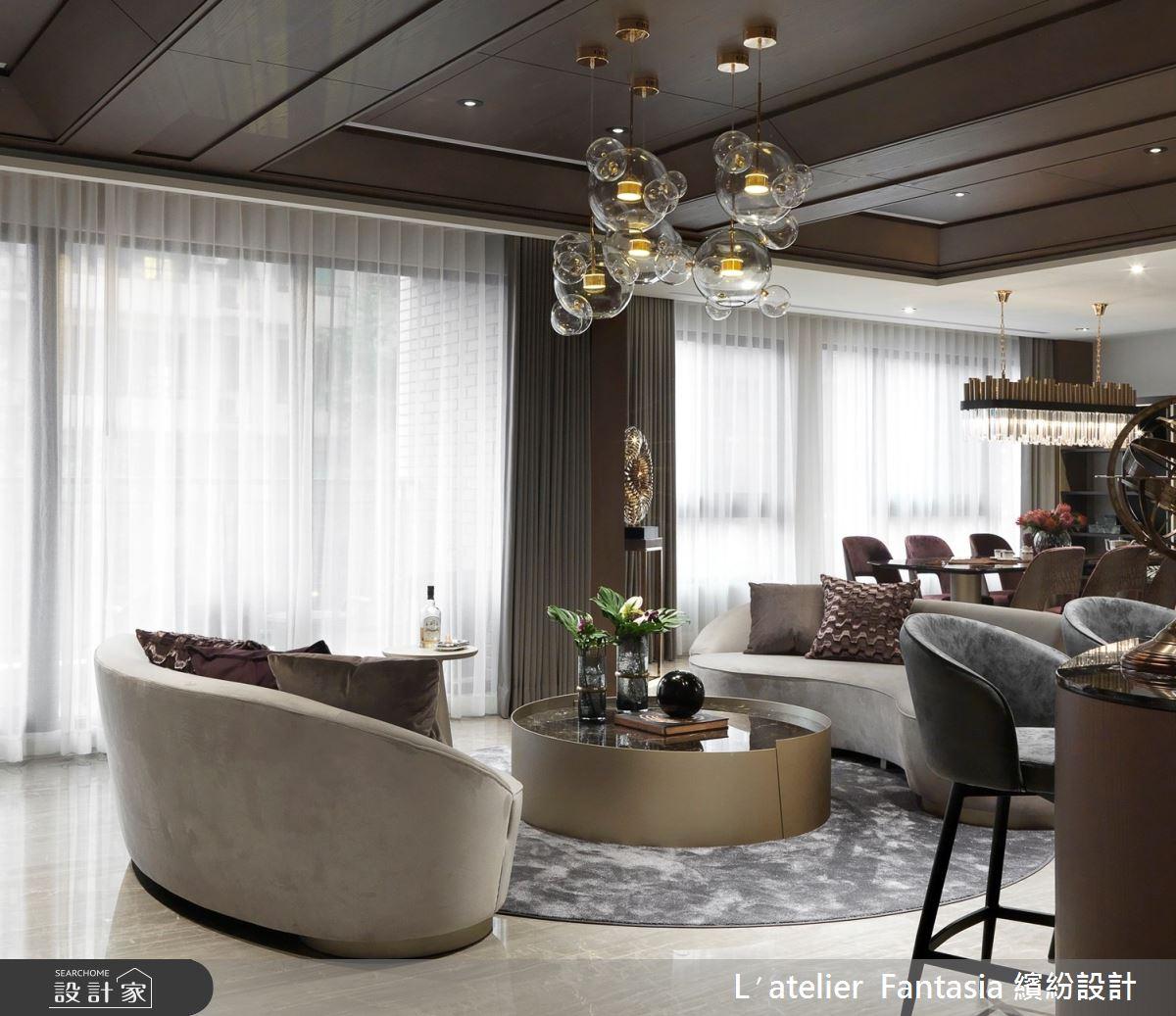 新成屋(5年以下)_新古典案例圖片_L′atelier Fantasia 繽紛設計_繽紛_75之2