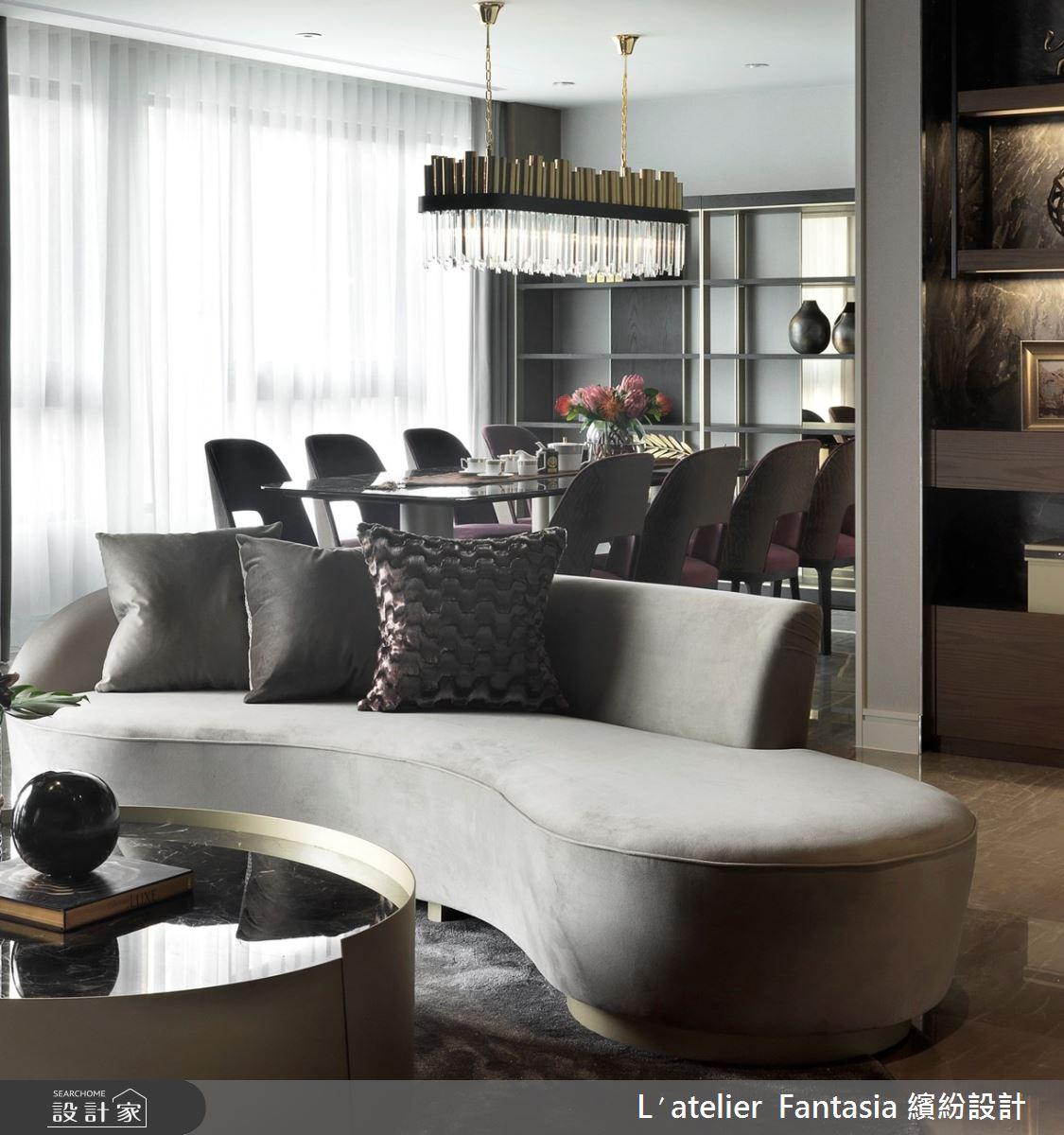新成屋(5年以下)_新古典案例圖片_L′atelier Fantasia 繽紛設計_繽紛_75之4