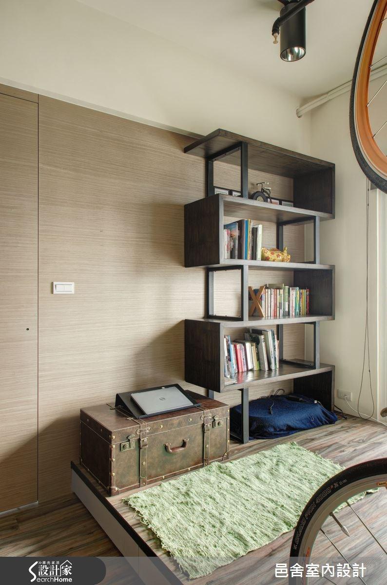 22坪新成屋(5年以下)_工業風和室案例圖片_邑舍室內設計_邑舍_17之5