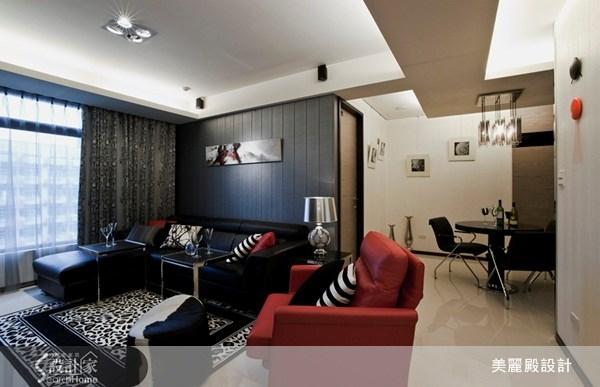 25坪新成屋(5年以下)_現代風案例圖片_美麗殿設計_美麗殿_12之9