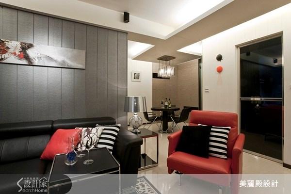 25坪新成屋(5年以下)_現代風案例圖片_美麗殿設計_美麗殿_12之8