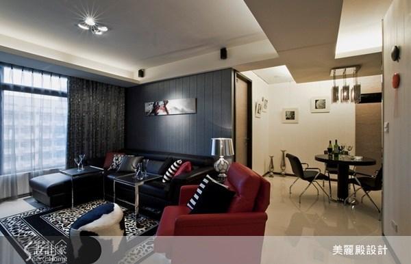 25坪新成屋(5年以下)_現代風案例圖片_美麗殿設計_美麗殿_12之17