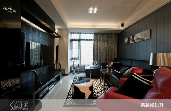 25坪新成屋(5年以下)_現代風案例圖片_美麗殿設計_美麗殿_12之4
