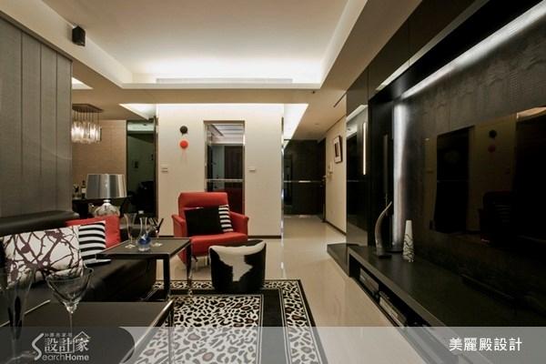 25坪新成屋(5年以下)_現代風案例圖片_美麗殿設計_美麗殿_12之6