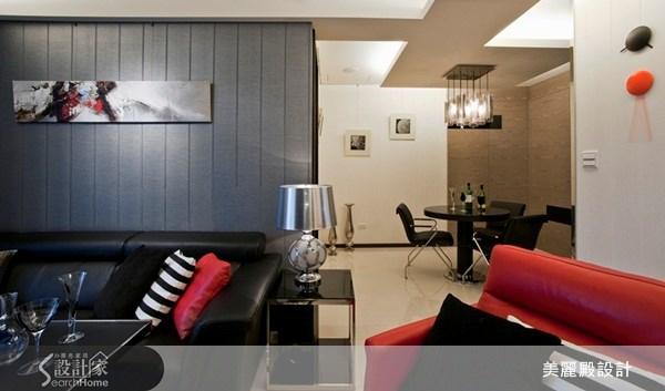 25坪新成屋(5年以下)_現代風案例圖片_美麗殿設計_美麗殿_12之10