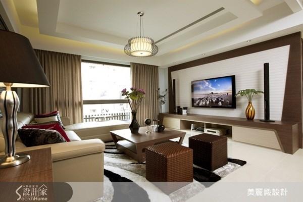 40坪新成屋(5年以下)_現代風案例圖片_美麗殿設計_美麗殿_14之5