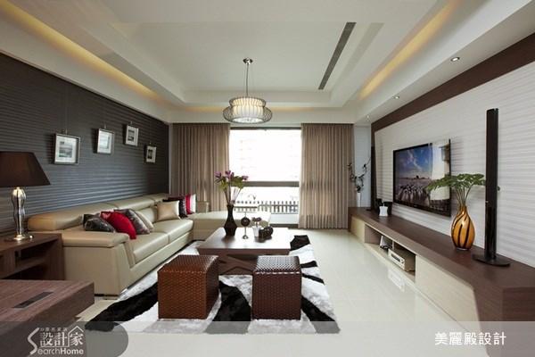 40坪新成屋(5年以下)_現代風案例圖片_美麗殿設計_美麗殿_14之4