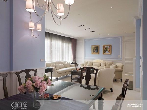 55坪新成屋(5年以下)_新古典餐廳案例圖片_齊舍設計事務所_齊舍_08之10