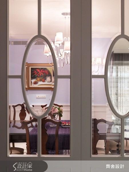 55坪新成屋(5年以下)_新古典餐廳案例圖片_齊舍設計事務所_齊舍_08之12
