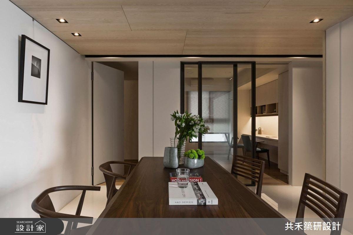 48坪預售屋_現代風餐廳案例圖片_共禾築研設計有限公司_共禾築研_19之8