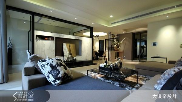 92坪新成屋(5年以下)_現代風案例圖片_大漾帝國際室內裝修有限公司_大漾帝_06之3