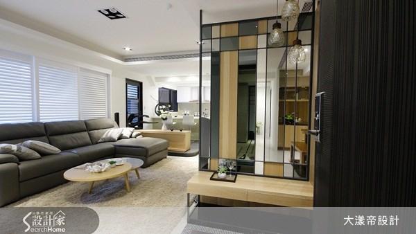 40坪新成屋(5年以下)_現代風案例圖片_大漾帝國際室內裝修有限公司_大漾帝_11之2