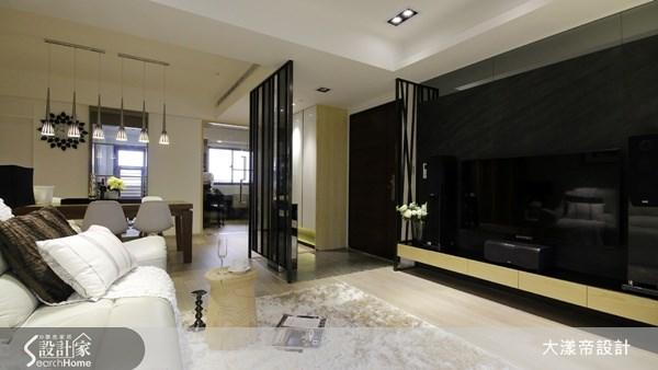 40坪新成屋(5年以下)_美式風案例圖片_大漾帝國際室內裝修有限公司_大漾帝_12之15