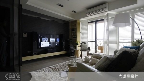 40坪新成屋(5年以下)_美式風案例圖片_大漾帝國際室內裝修有限公司_大漾帝_12之10
