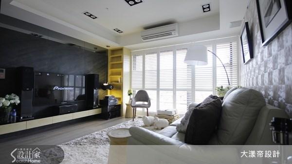 40坪新成屋(5年以下)_美式風案例圖片_大漾帝國際室內裝修有限公司_大漾帝_12之4