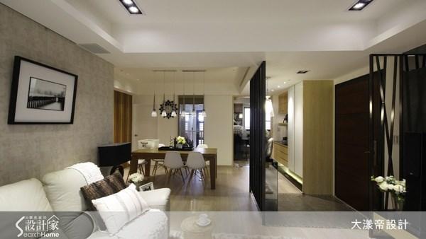 40坪新成屋(5年以下)_美式風案例圖片_大漾帝國際室內裝修有限公司_大漾帝_12之16