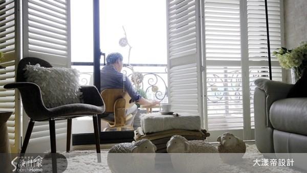 40坪新成屋(5年以下)_美式風案例圖片_大漾帝國際室內裝修有限公司_大漾帝_12之9