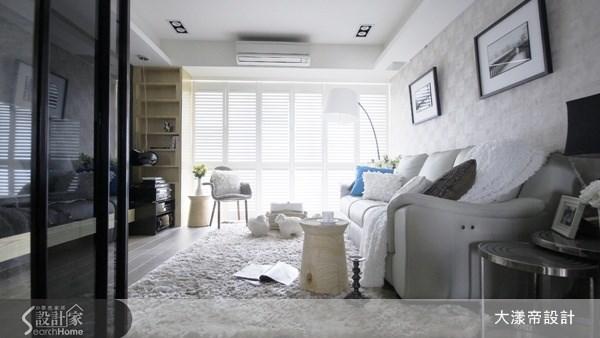 40坪新成屋(5年以下)_美式風案例圖片_大漾帝國際室內裝修有限公司_大漾帝_12之2