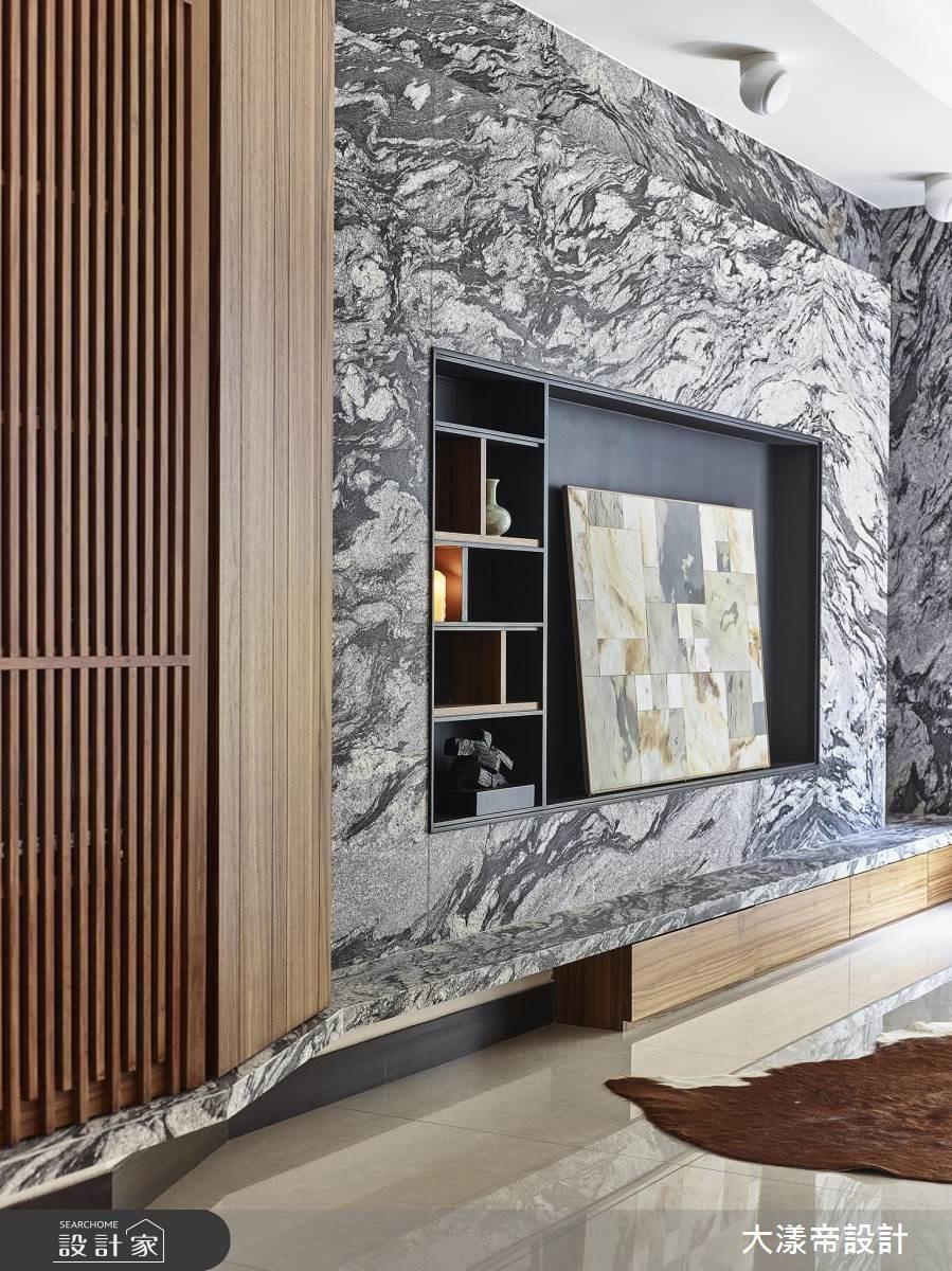 78坪新成屋(5年以下)_新中式風案例圖片_大漾帝國際室內裝修有限公司_大漾帝_22之5