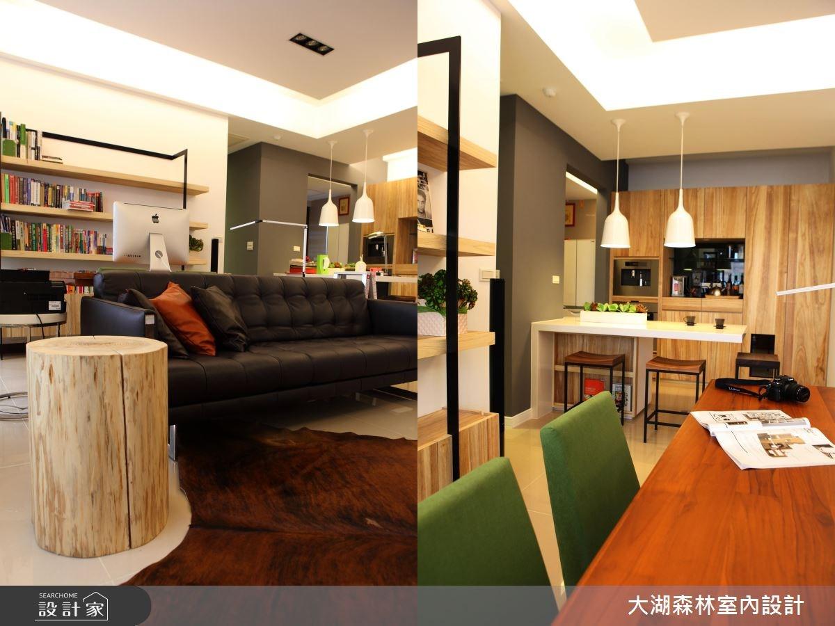 25坪新成屋(5年以下)_北歐風案例圖片_大湖森林室內設計_大湖森林_17之3