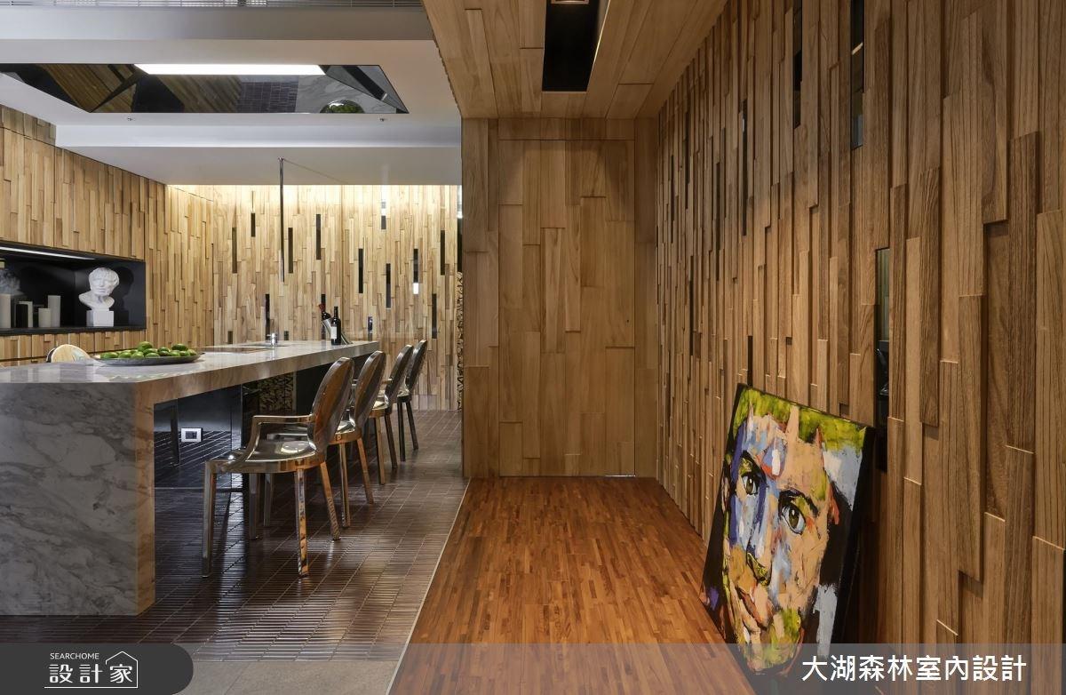66坪新成屋(5年以下)_療癒風餐廳案例圖片_大湖森林室內設計_大湖森林_21之10
