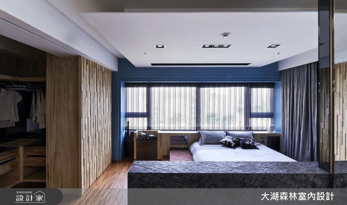 66坪新成屋(5年以下)_療癒風臥室案例圖片_大湖森林室內設計_大湖森林_21之15