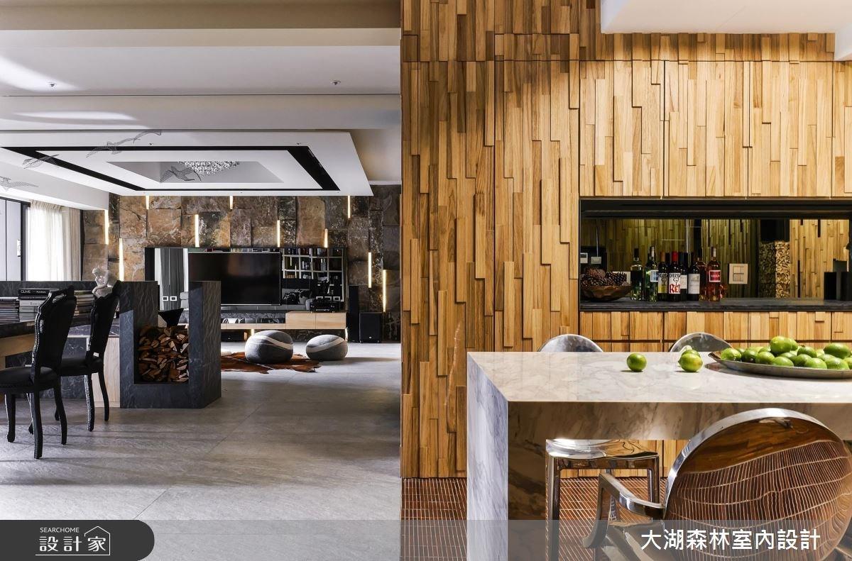 66坪新成屋(5年以下)_療癒風客廳餐廳案例圖片_大湖森林室內設計_大湖森林_21之8