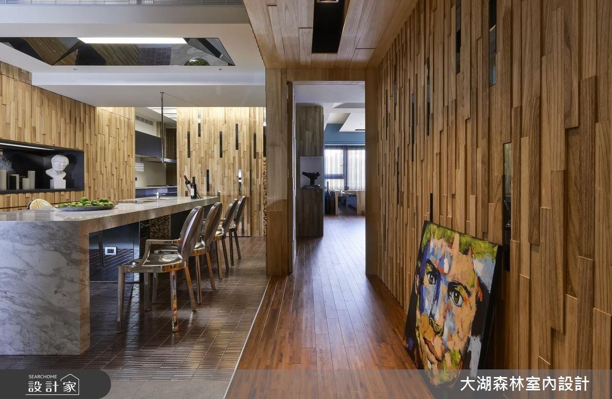 66坪新成屋(5年以下)_療癒風餐廳案例圖片_大湖森林室內設計_大湖森林_21之9