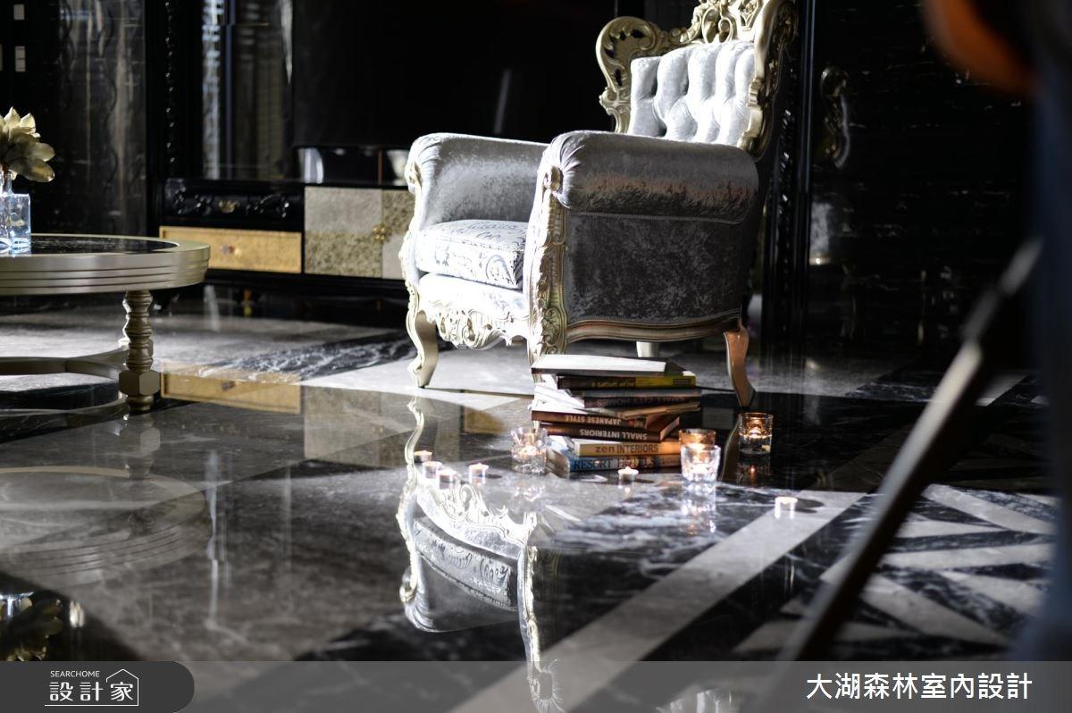 新成屋(5年以下)_新古典客廳案例圖片_大湖森林室內設計_大湖森林_23之2